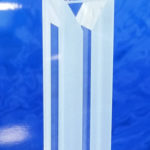 Standard Micro Fluorescence Cuvette with PTFE Cover